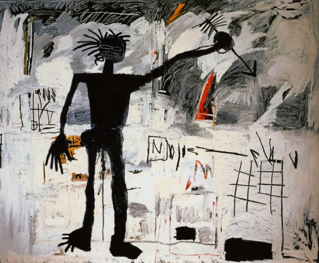Self-Portrait, Jean-Michel Basquiat, 1982