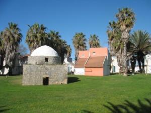מבנה מכפר טנטורה במושב דור. צילום: נגה קדמן