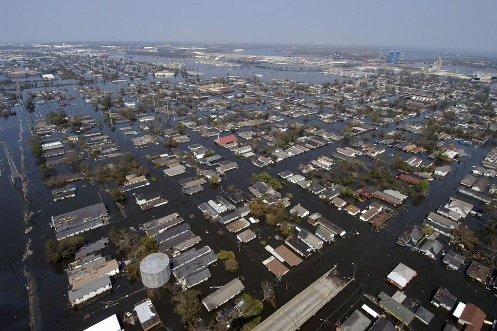 ניו אורלינס לאחר קתרינה, 2013.