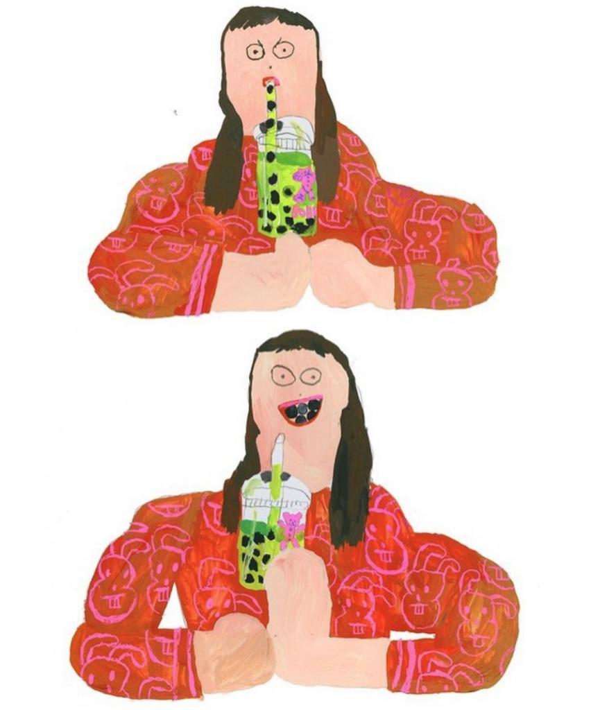 איור של Tara Booth (מקור: אינסטגרם)